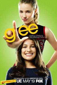 Glee Promo Poster. Fox 2008. GleeImages.com