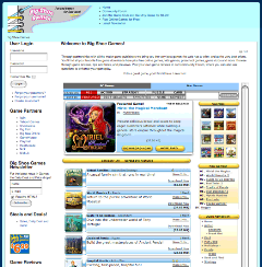 Big Games Shoes Site Image