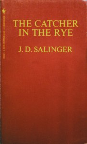 Catcher in the Rye. Red Cover. Image via Wikipedia
