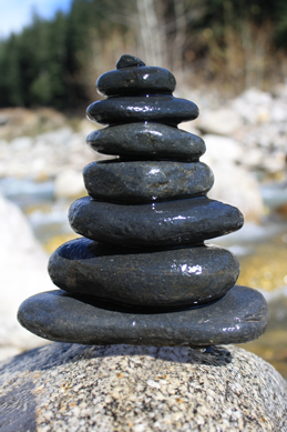 Pebble Balance. Image courtesy of Satendra Mhatre via stock.xchng®