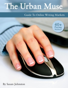 ebook cover The Urban Muse Guide to Online Writing Markets