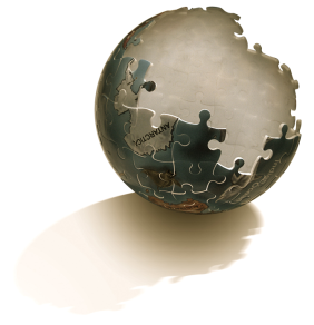 World Puzzle. Image courtesy of stock.xchng®