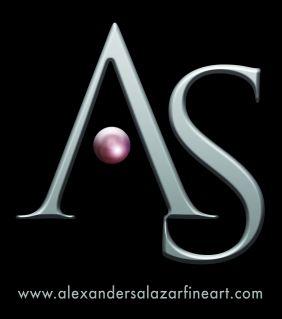 Alexander Salazar Fine Art Logo
