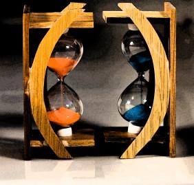 hour glass_fresco
