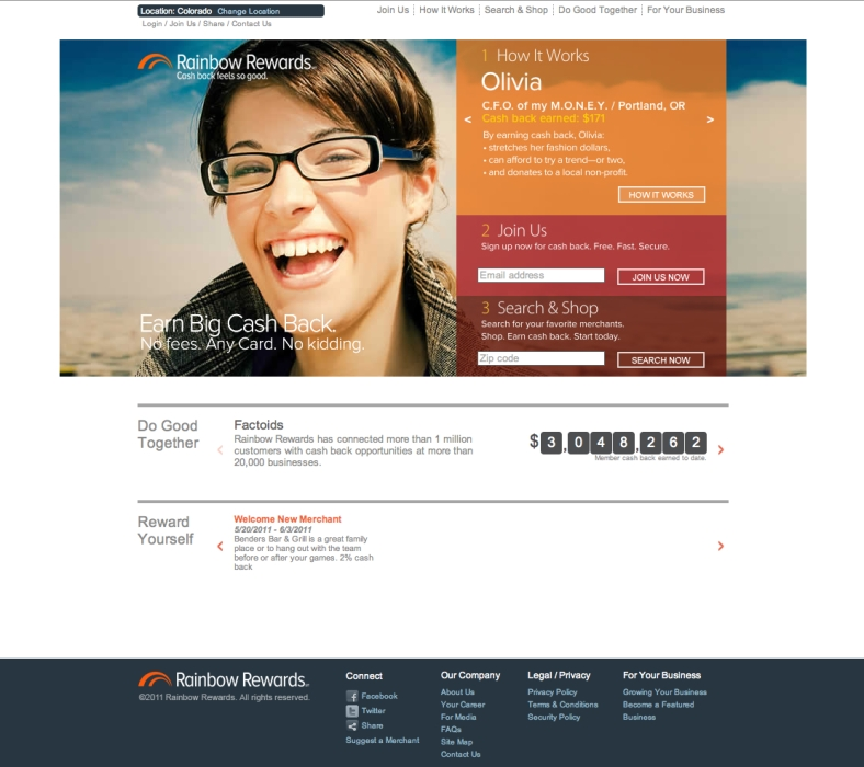 Jesaka Long_Portfolio_B2C Website Landing Page_RR. All rights reserved.