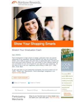 Jesaka Long_Portfolio_Email_Seasonal_Graduation11_RR. All rights reserved.