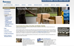 Jesaka Long_Intermec_Intermec Transportation and Logistics