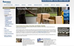 Jesaka Long_Intermec_Intermec Transportation and Logistics